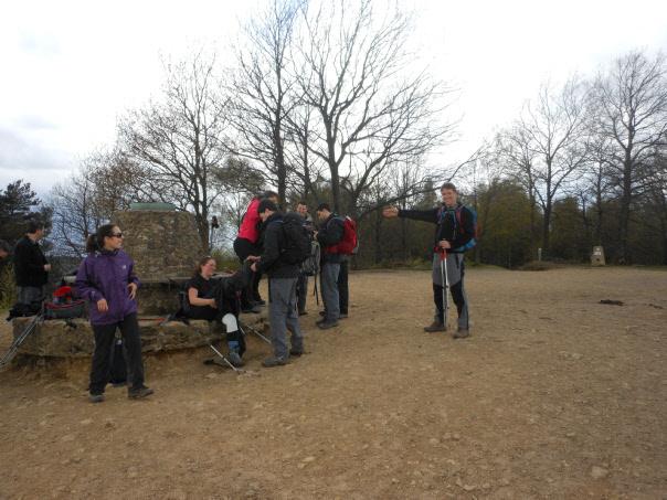 Training Days in the Surrey Hills