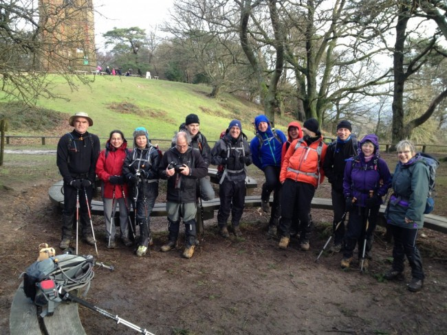 Trek Training Day in the Surrey Hills