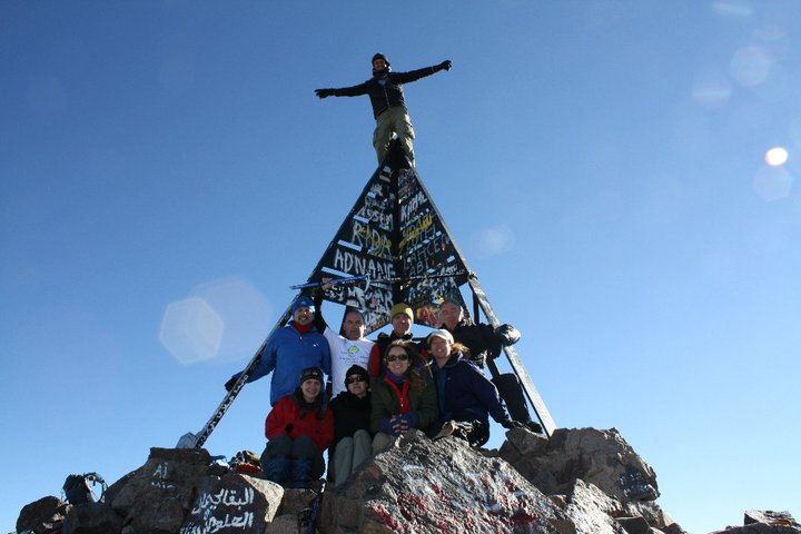 Toubkal Summit - Morocco
