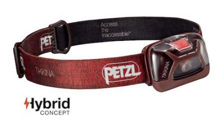 Petzl Tikkina Headlamp - red