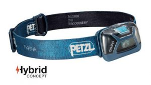 Petzl Tikkina Headlamp - blue