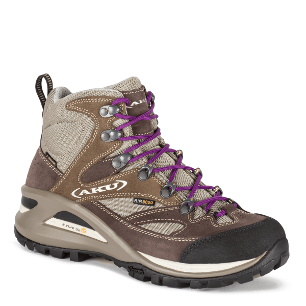AKU Ladies Transalpina - Brown_violet
