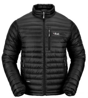 Rab Men's Microlight Jacket - black