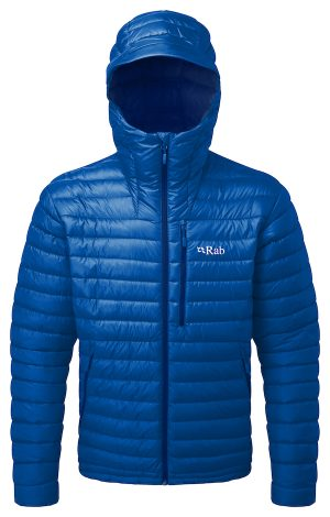 Rab Men's Microlight Alpine Jacket - Celestial