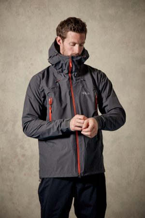 Rab Latok Alpine Jacket - graphene