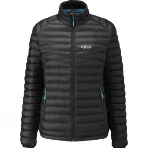 Rab Ladies Microlight Jacket - black