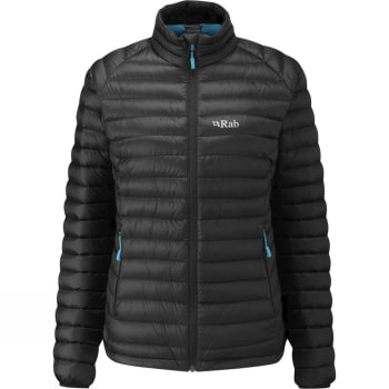 Rab Ladies Microlight Jacket - black