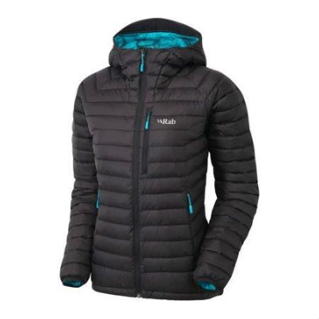 Rab Microlight Alpine Jacket - black