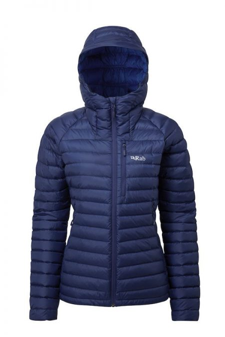 Rab Women's Microlight Alpine Jacket - Blueprint/celestial
