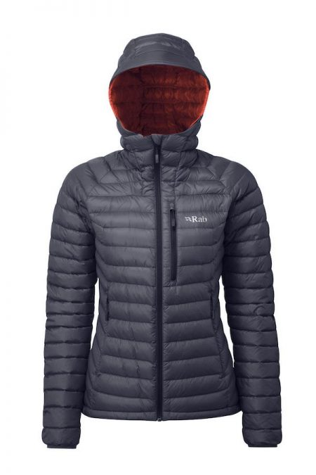 Rab Women's Microlight Alpine Jacket - Steel/passata