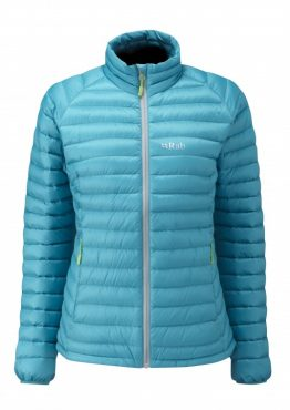 Rab Ladies Microlight Jacket- tasman