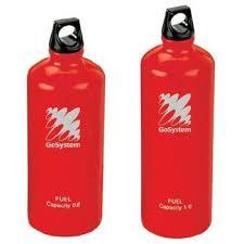 GoSystems Fuel Bottles