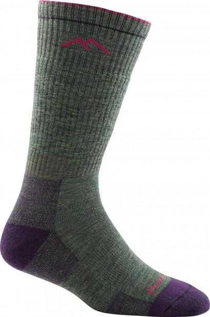 Darn Tough Womens Boot Sock Cushion - Moss/heather