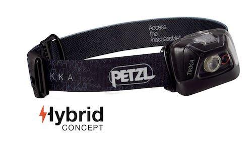 Petzl Tikka Headtorch - black