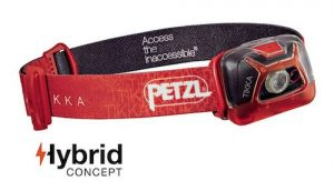 Petzl Tikka Headtorch - red
