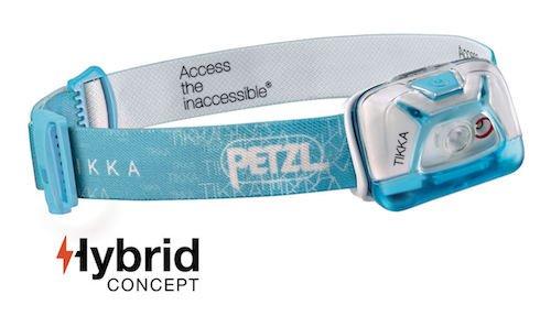 Petzl Tikka Headtorch - turquoise