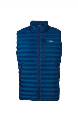 Rab Men's Microlight Vest - Celestial/deep ink