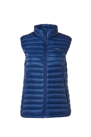 Rab Women's Microlight Vest - Blueprint celestial
