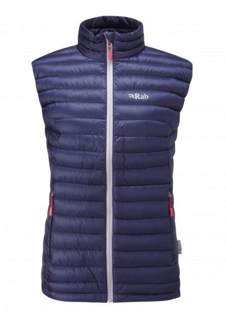 Rab Womens Microlight Vest - twilight