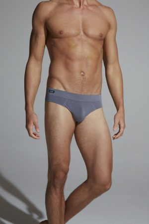 Boody Mens Brief grey