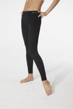 Boody Womens Full Legging black