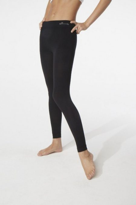 Boody Womens Full Legging black
