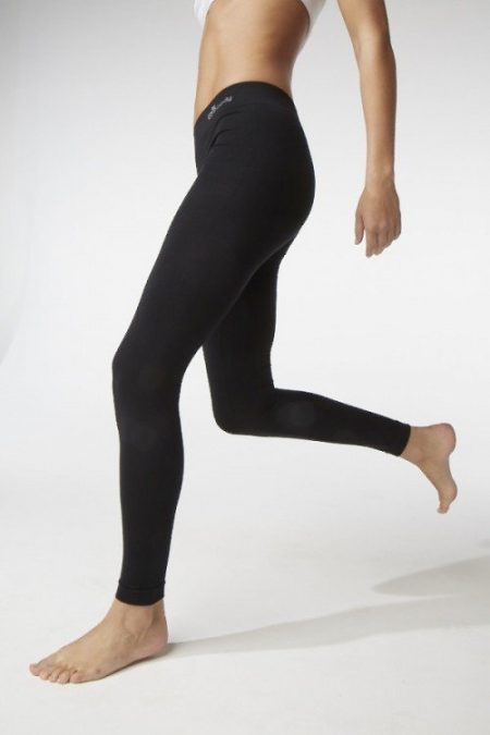 Boody Womens Full Legging black (2)