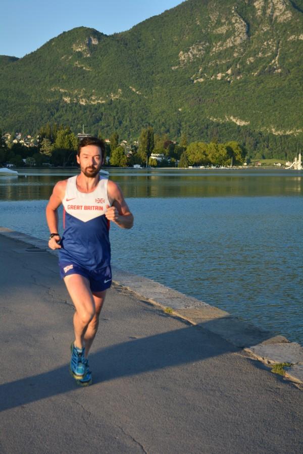 Lee Kemp GB Trail Runner