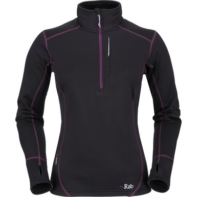 Rab Women's Power Stretch Pull On - black