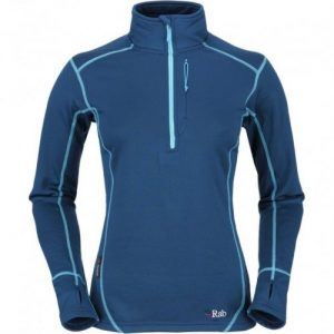 Rab Women's Power Stretch Pull On - ink