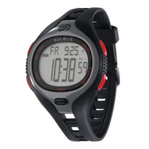 Soleus Dash - Large - black/grey