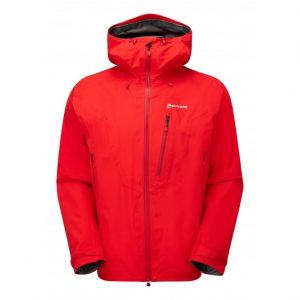 Montane Men's Alpine Pro Jacket - Alpine Red