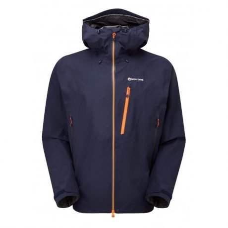 Montane Men's Alpine Pro Jacket - Antarctic Blue