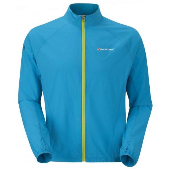 Montane Men's Featherlite Trail Jacket - Blue Spark