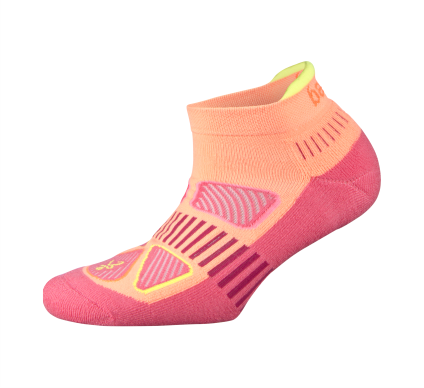 Balega Ladies Enduro No Show - Sherbert Pink/sorbet rose