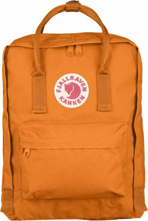 Kanken Classic Backpack - burnt orange
