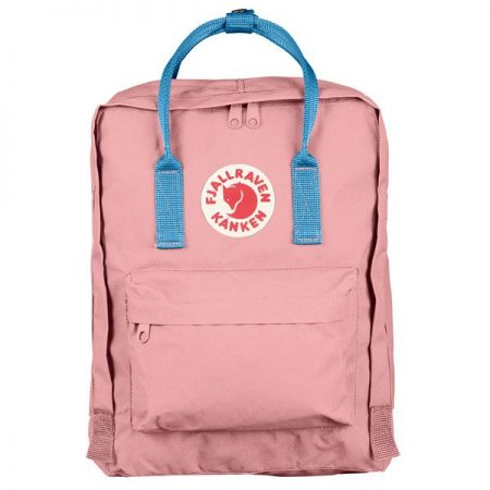 Fjallraven Kanken - Pink air blue