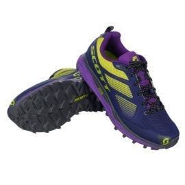 Scott Ladies Kinabalu Supertrac - Purple/green