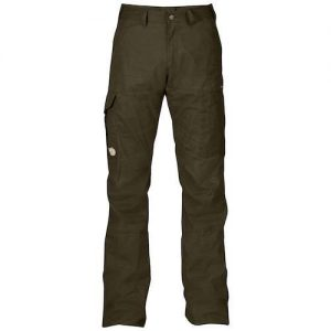 Fjallraven Men's Karl Pro Trousers - Dark Olive