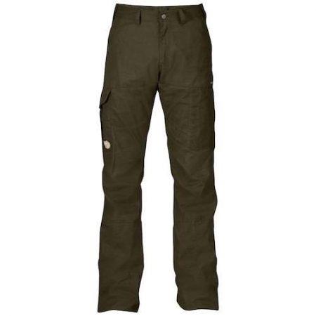 Fjallraven Men's Karl Pro Trousers - Dark Olive