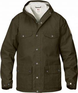 Greenland Winter Jacket - Dark olive