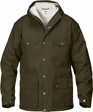 Fjallraven Greenland Winter Jacket - Dark olive