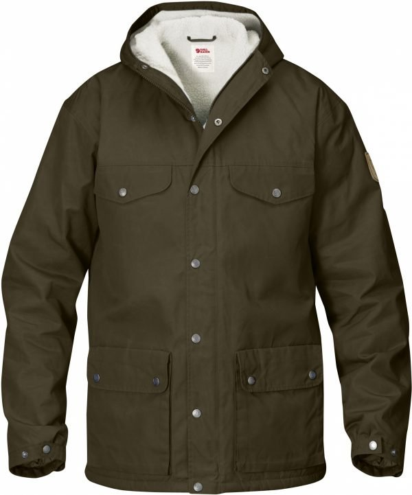 Fjallraven Greenland Winter Jacket - Dark olive