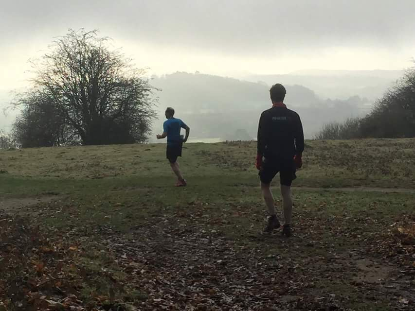 trail run north downs