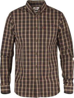 Fjallraven Men's Sormland Shirt LS - Autumn leaf