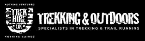 Trekking and outdoors logo