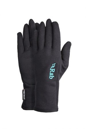 Rab Ladies Powerstretch Pro Glove - black