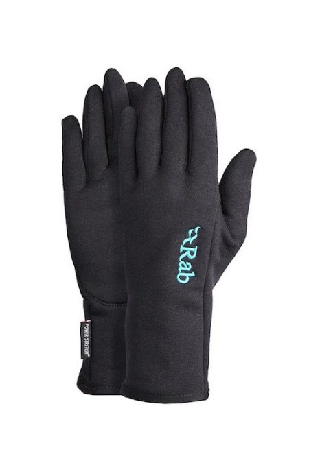 Rab Ladies Powerstretch Pro Glove - black