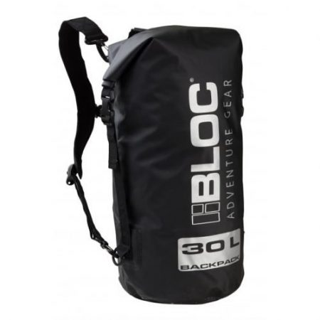 Bloc 30 litre Backpack - black