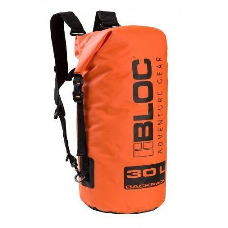 Bloc 30 litre Backpack - orange